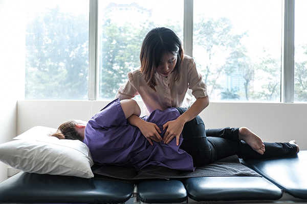 back pain therapy singapore