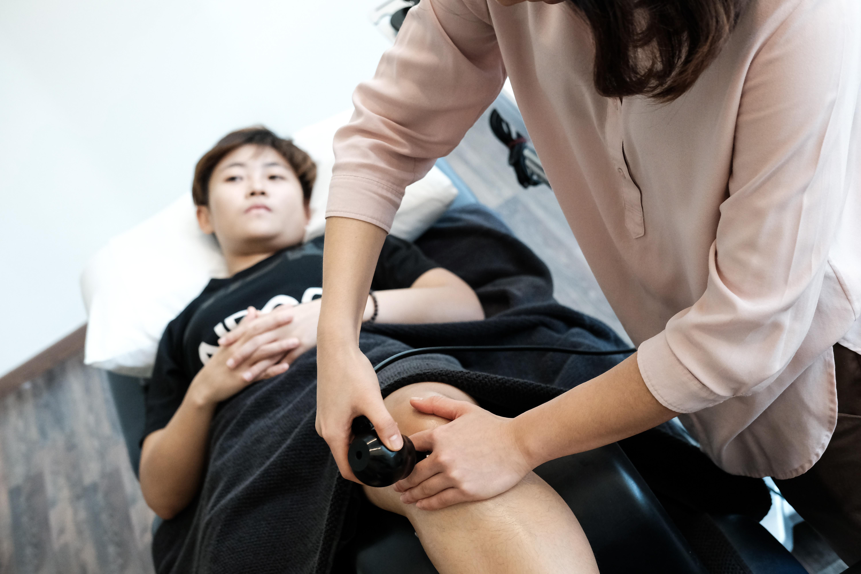 Knee test