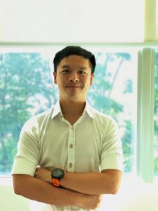 Darryl Goh, Senior Physiotherapist