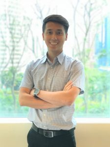 Anson Wong, Senior Physiotherapist