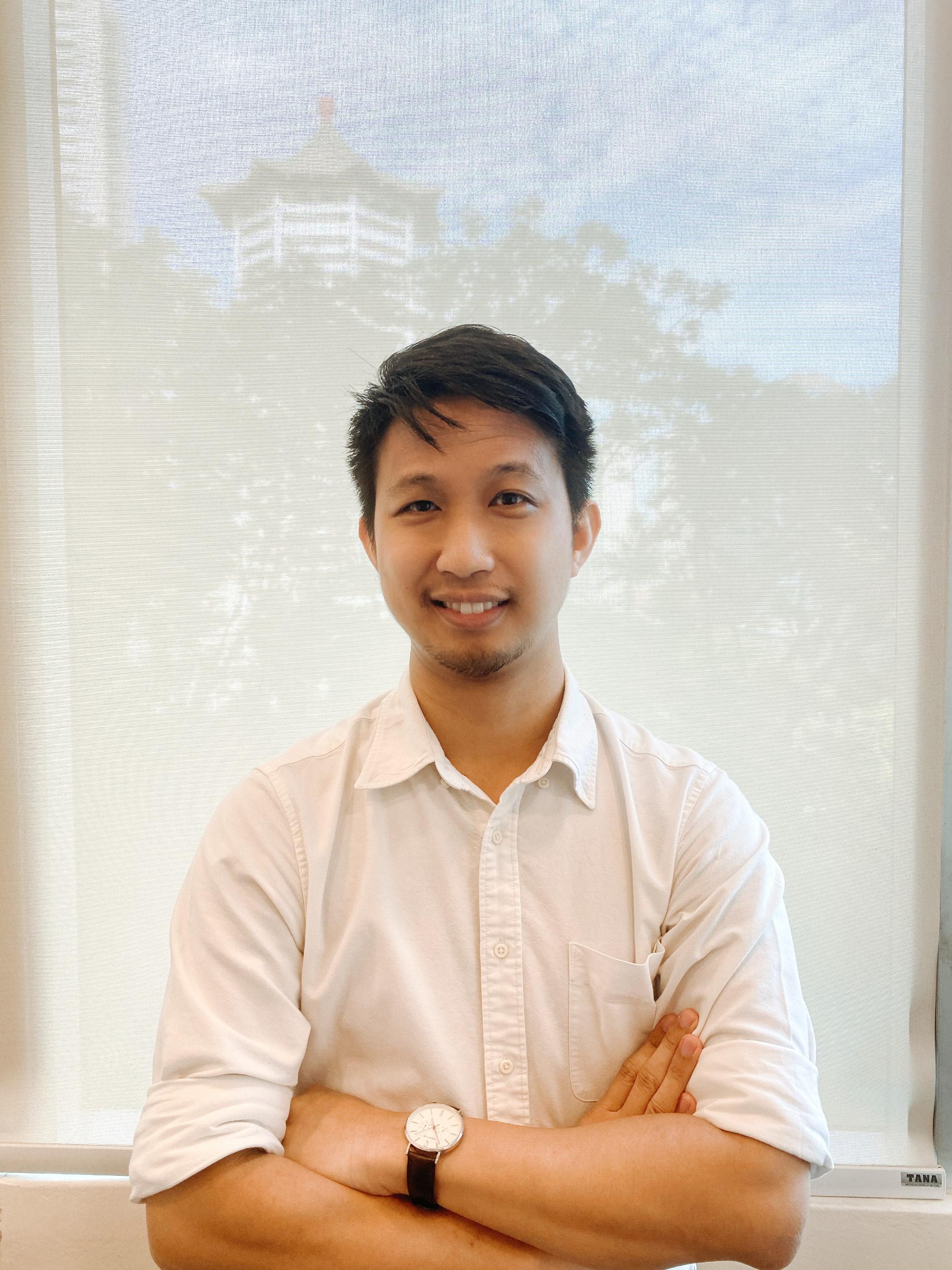 David Ow, Senior Physiotherapist